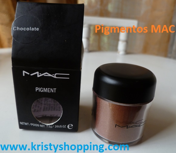Pigment Chocolate MAC